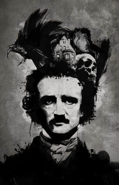 El Atormentado Allan Poe