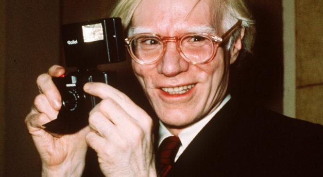 El Polémico Andy Warhol