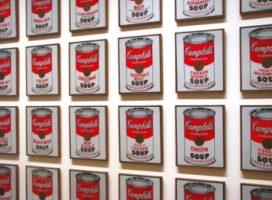 Obras Famosas de Pop Art