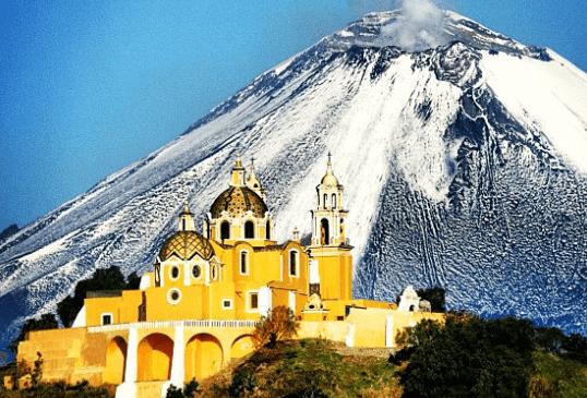 Cholula; Pueblo Mágico y Universitario