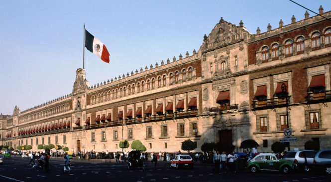 Turismo en la Ciudad de México