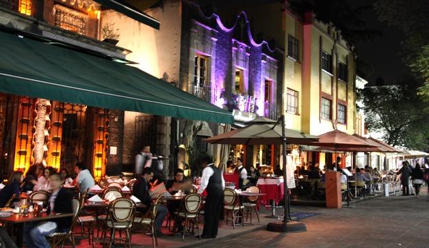 Restaurantes en Coyoacan