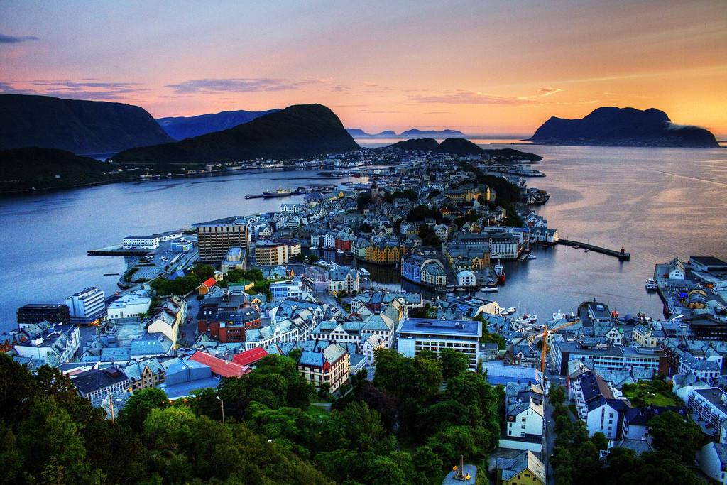 Noruega; Turismo Escandinavo