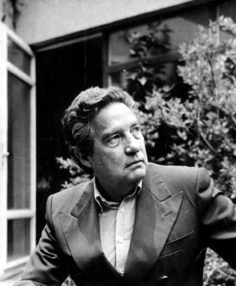 Poeta mexicano Octavio Paz