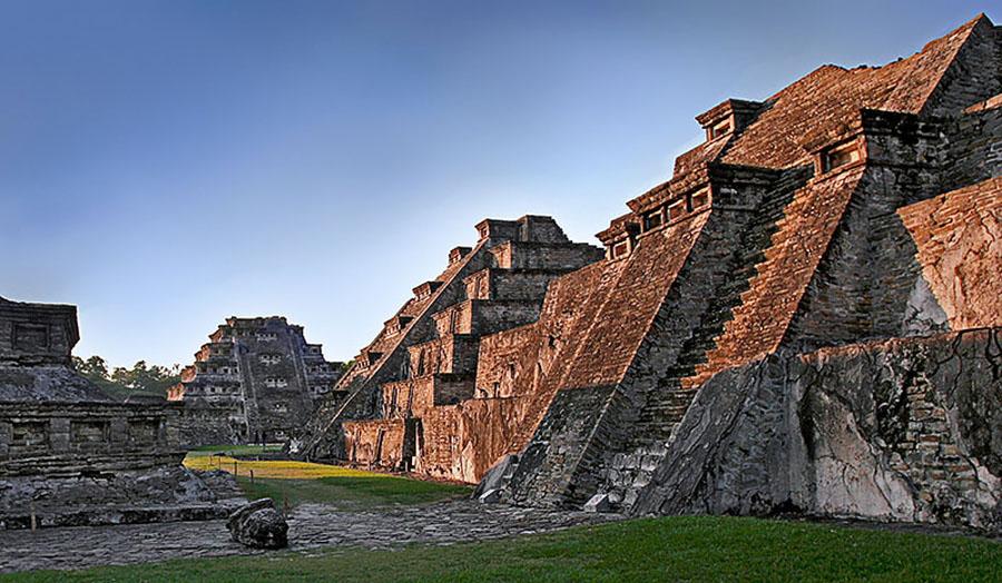 Piramides prehispanicas