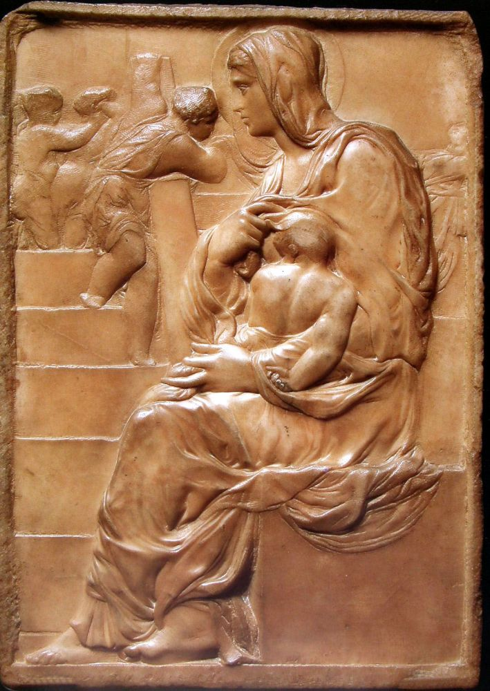 Virgen de la escalera