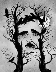 Poema El Cuervo de Allan Poe