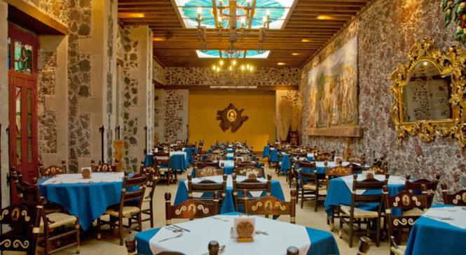 Sitios de Tradicion en la Ciudad de Mexico