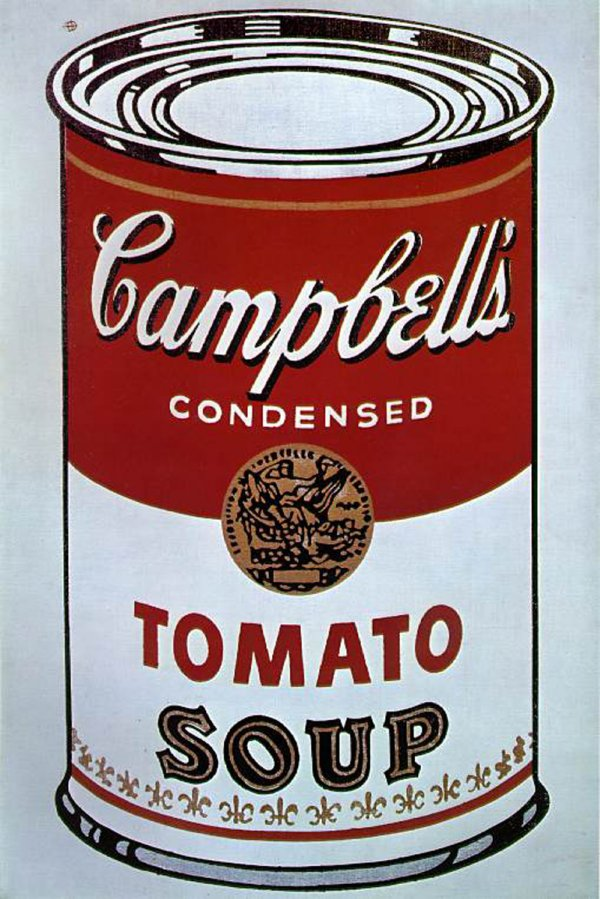 lata campbell's andy warhol